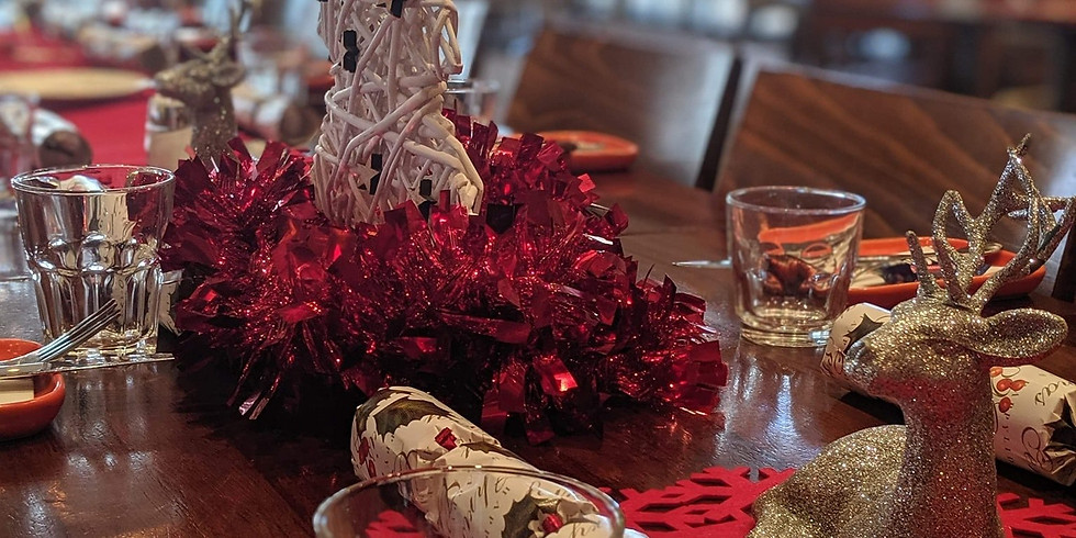 Christmas Psychic Dinner at Whale & Ale
