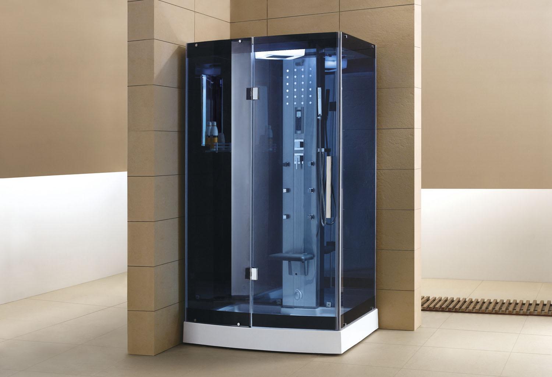 cabina ducha con radio