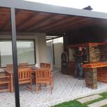 Quincho techado1