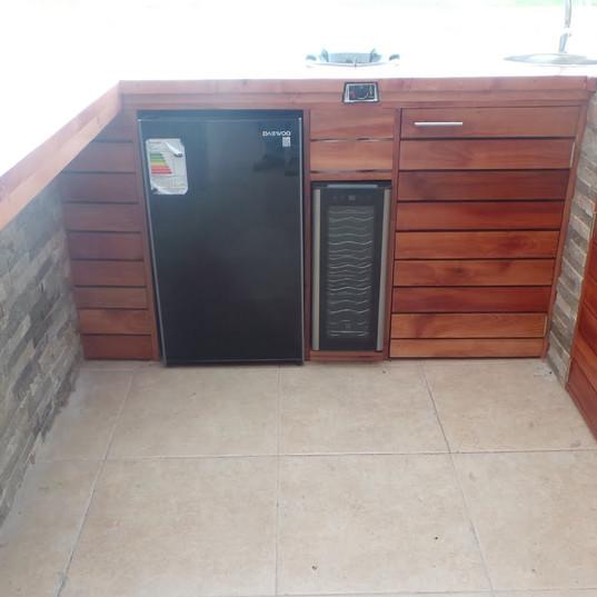 Muebles para quincho