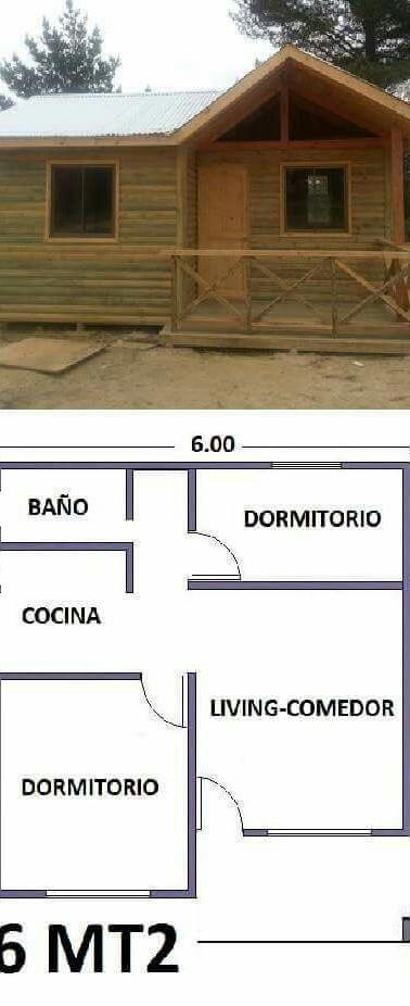 modelo el Refugio