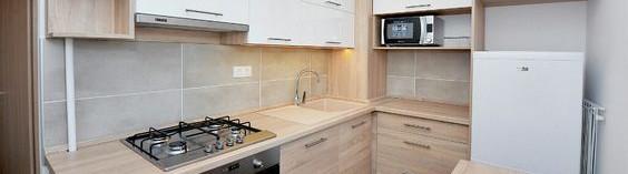 Cocinas modelo Maderas