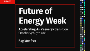 Future of Energy Week - Accelerating Asia's energy transition by The Economist Events