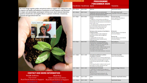Webinar summary: Singapore and Denmark share soil quality perspectives