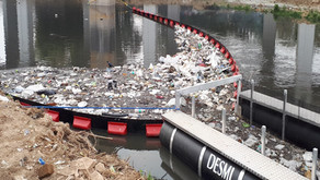 Clean-up Southeast Asia's waterways close to the pollution source - solutions from DESMI