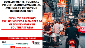 Funding for Internationalization and Project Development in Southeast Asia, event summary
