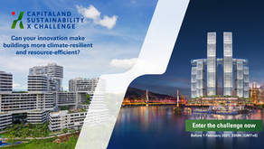 Can you revolutionize the built environment and make buildings climate-resilient? Here's a challenge