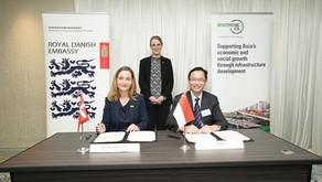 New Memorandum of Understanding: Infrastructure Asia and Denmark's Danida Sustainable Infrastructure