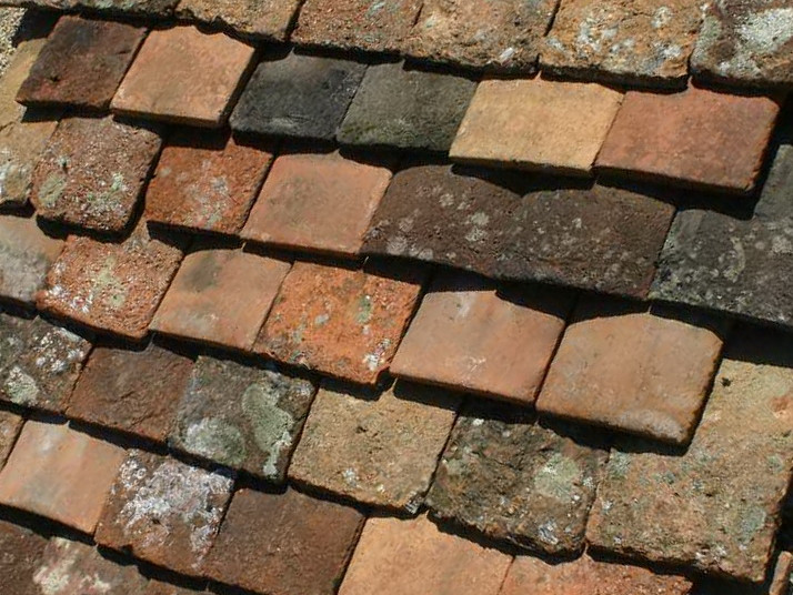 French Flat Roof Tiles