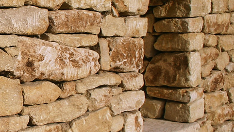 Rustic French Provence Limestone Rock Veneer