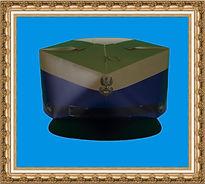 czapka z nadrukiem,czapka reklamowa,czapka papierowa,rogatywka,rogatywka oficerska