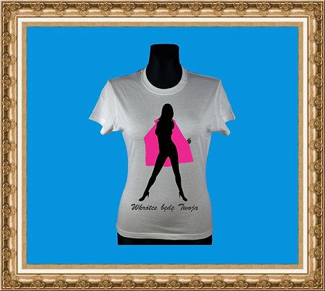 T-shirt z nadrukiem 253