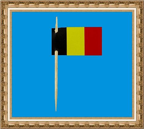 Chorągiewka belgijska