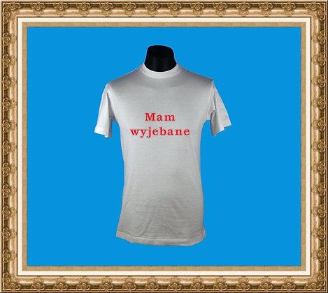 T-shirt z nadrukiem 121