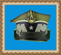 czapka z nadrukiem,czapka reklamowa,czapka papierowa,rogatywka,czapka generała