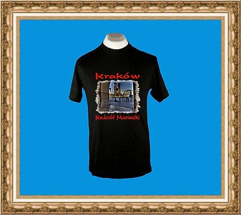 T-shirt z nadrukiem 219
