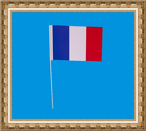 Chorągiewka francuska