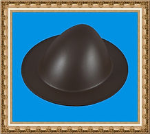 kapelusz reklamowy z pianki