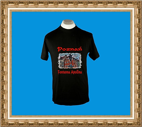 T-shirt z nadrukiem 213