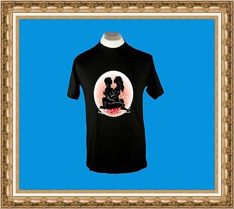 T-shirt z nadrukiem 111
