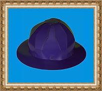 kapelusz podróżnika,kapelusz składany,Do It Yourself,kapelusz z nadrukiem,Zrób to sam,kapelusz kartonowy,kapelusz z kartonu