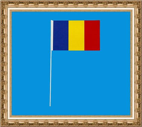 Chorągiewka Rumunii