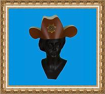 czapka kartonowa,czapka z nadrukiem,czapka reklamowa,kapelusz kowbojski