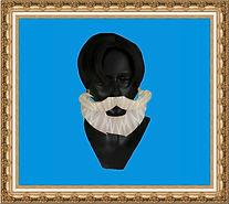 broda kartonowa,broda z nadrukiem,broda reklamowa,broda z gumką,broda z wąsami