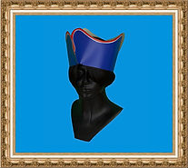 Kapelusz kartonowy,kapelusz reklamowy,kapelusz z nadrukiem,kapelusz tricorn