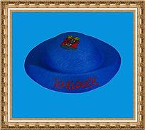 kapelusz pirata z nadrukiem KT16