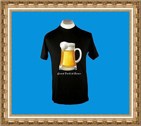 T-shirt z nadrukiem 74