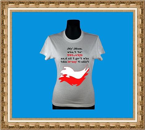 T-shirt z nadrukiem 27