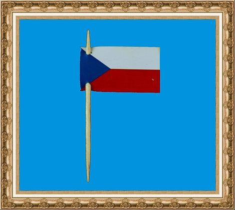 Chorągiewka czeska