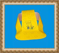 czapka kartonowa,czapka reklamowa,czapka z nadrukiem, czapeczka reklamowa,czapeczka dla dzieci