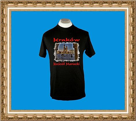 T-shirt z nadrukiem 220