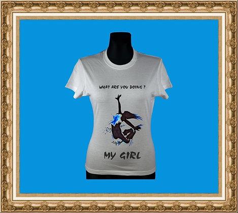 T-shirt z nadrukiem 63