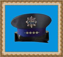 czapka z nadrukiem,czapka reklamowa,czapka papierowa,rogatywka,czapka aspiranta sztabowego