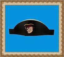 czapka pirata,hełm kartonowy,hełm z nadrukiem, hełm reklamowy