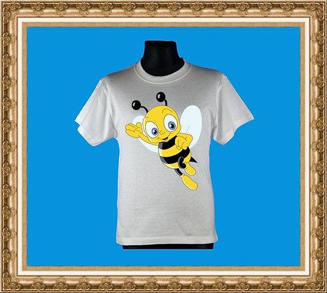 T-shirt z nadrukiem 85