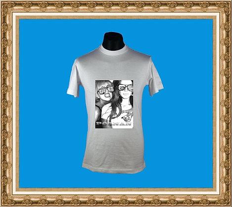 T-shirt z nadrukiem 206