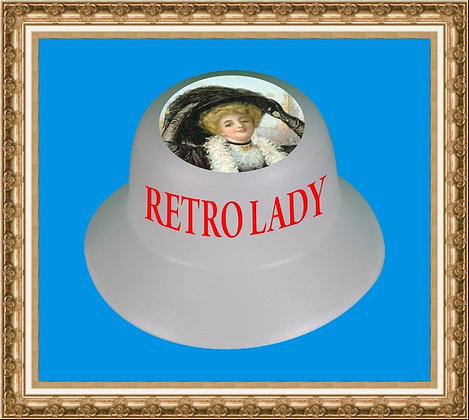 Retro Lady  KP11