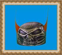 rogi byka,rogi Wikinga, czapka kartonowa,czapka reklamowa,czapka z nadrukiem, czapeczka reklamowa