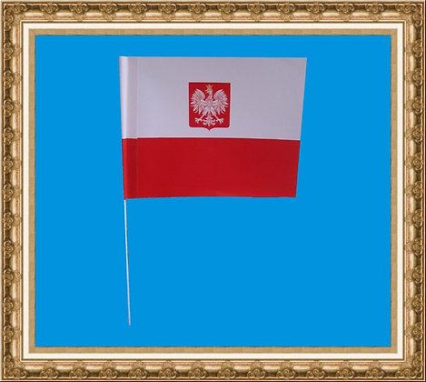 Chorągiewka polska