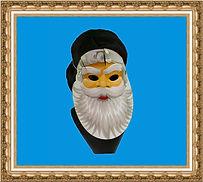 maska trójwymiarowa,maska papierowa,maska kartonowa,maska reklamowa,maska na event,maska z nadrukiem,maska dla dzieci,maska Mikołaja