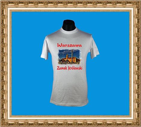 T-shirt z nadrukiem 196