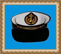 czapka z nadrukiem,czapka reklamowa,czapka papierowa,czapka marynarska