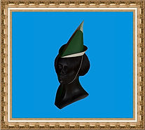 Kapelusz kartonowy,kapelusz reklamowy,kapelusz z nadrukiem,kapelusz Robin Hooda