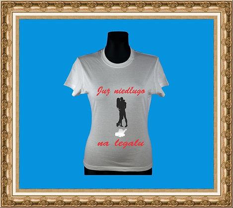 T-shirt z nadrukiem 255