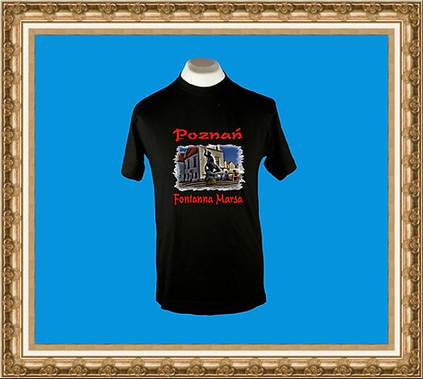 T-shirt z nadrukiem 212