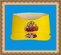 czapka kartonowa,czapka reklamowa,czapka z nadrukiem, czapeczka reklamowa